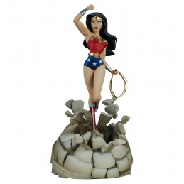 DC statuette Animated...