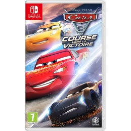 Cars 3 : Course vers la...