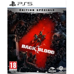 Back 4 blood edition...