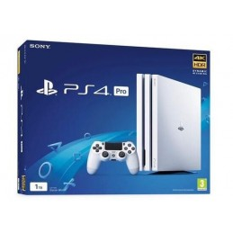 Playstation 4 Pro 1to Blanc...