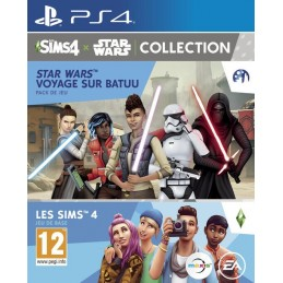 Les sims 4 + pack star wars...