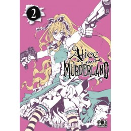 Alice in Murderland - Tome...
