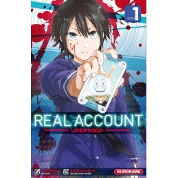 Real account - Tome 1 :...