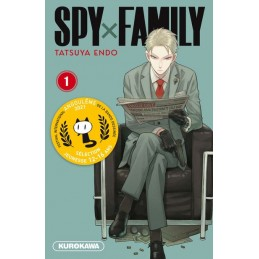 Spy x Family - Tome 1 : Spy...