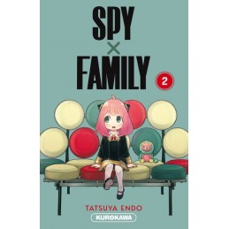 Spy x Family - Tome 2 : Spy...