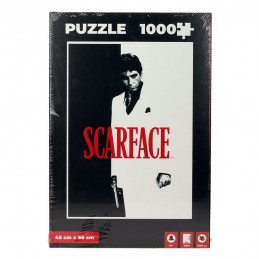 Scarface Puzzle Poster...