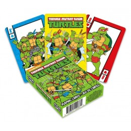 Tortues Ninja jeu de cartes...