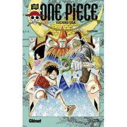 One Piece - Capitaine Tome...