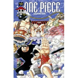 One Piece - Gear Tome 40 :...