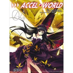 Accel world - Tome 4 :...