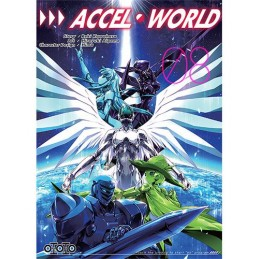 Accel world - Tome 8 :...