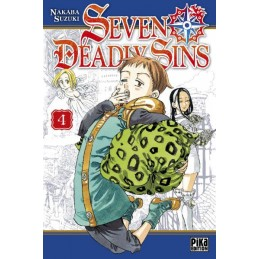 Seven Deadly Sins - Tome 04...