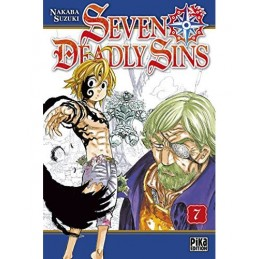 Seven Deadly Sins - Tome 07...