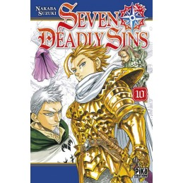Seven Deadly Sins - Tome 10...