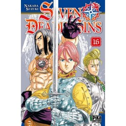Seven Deadly Sins - Tome 16...