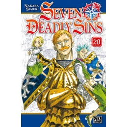 Seven Deadly Sins - Tome 20...