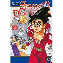 Seven Deadly Sins - Tome 35...