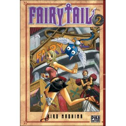 Fairy Tail - Tome 02 :...