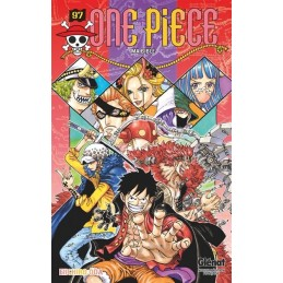 One Piece - Tome 97 : One...
