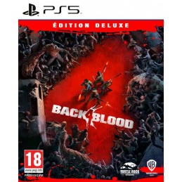 Back 4 blood edition deluxe...