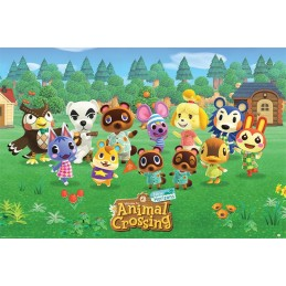 Animal Crossing posters...
