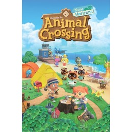 Animal Crossing posters New...