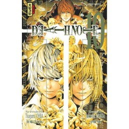 Death note - Tome 10 :...
