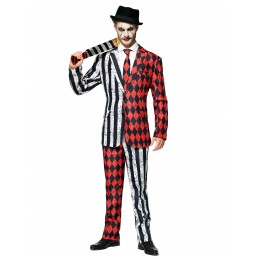 Costume Mr. Twisted circus...