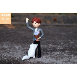 BTS statuette PVC Art Toy...
